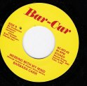 Barbara Carr Messing With My Mind Bar-Car