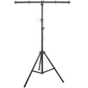 BRAND NEW Tripod Lighting Stand with 4 Light T-bar Disco DJ Party Equipment