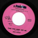 Don Covay Take This Hurt Off Me Please Don't Let Me Know Rosemart Issue