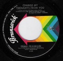 Erma Franklin Gotta Find Me A Lover Change My Thoughts From You Brunswick