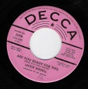 JACKIE VERDELL ARE YOU READY FOR THIS DECCA DEMO