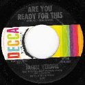 Jackie Verdell Are You Ready For This Decca Issue