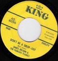 James Brown Don't Be A Drop Out King Demo