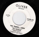 PAT CALELLO THE THINGS I NEED OLIVER RARE DEMO